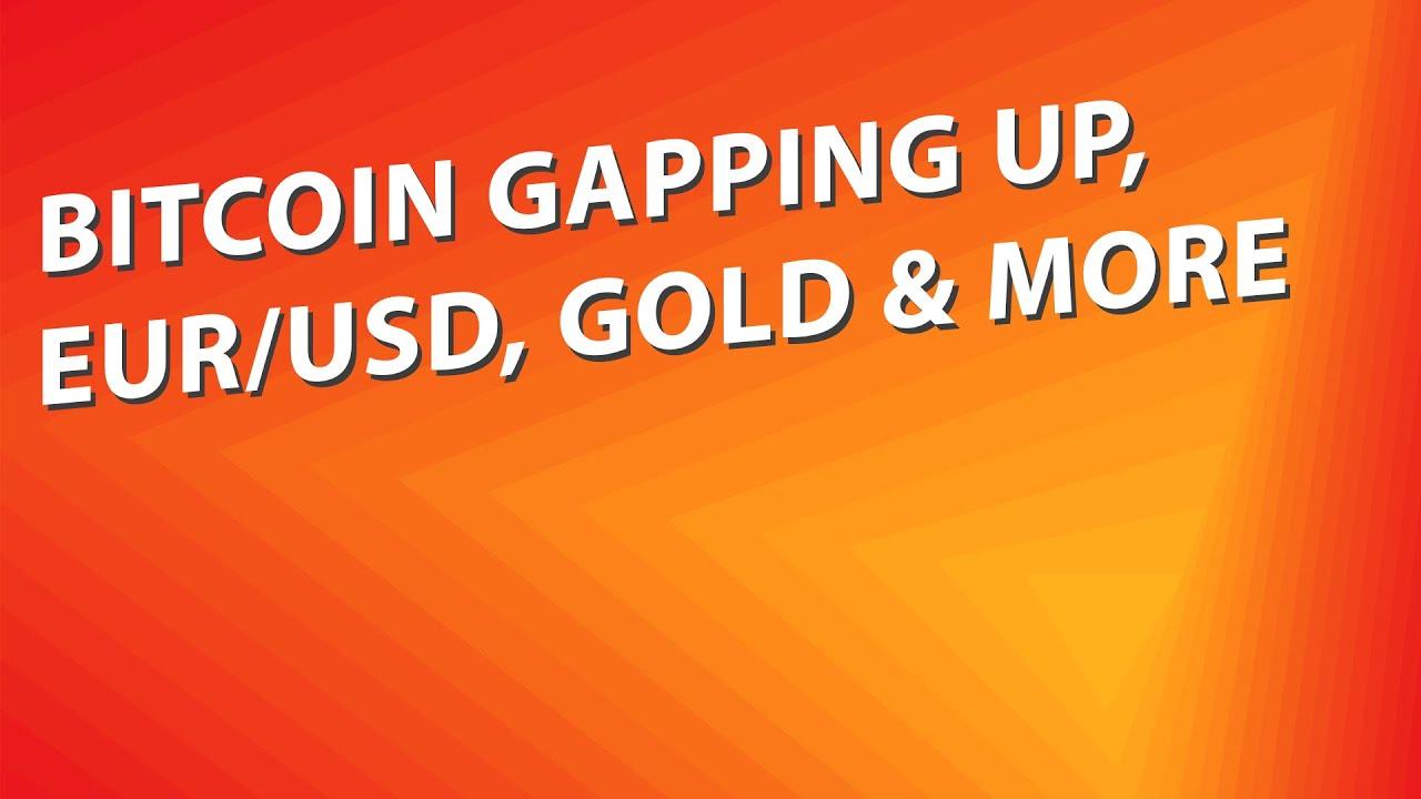 Weekly Webinar : (15,June 2021) ช่องว่างของ Bitcoin ที่มากขึ้น,EUR/USD,ทองคำ & อื่นๆ - สัมมนาออนไลน์