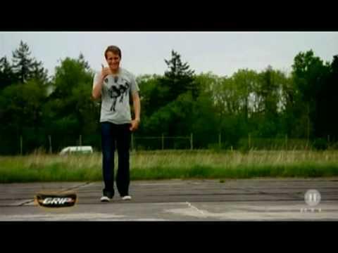 Grip - Aston Martin DBS vs. Corvette C6