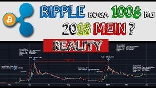 Ripple (XRP) Price Prediction !! 2018 mein kya 100$ ka ho Jayega ?