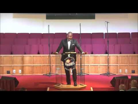 """God Will Deliver"" Sermon by Dr. Carlton P. Byrd"