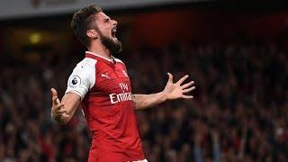 Arsenal 4-3 Leicester - Nosso ataque é bom