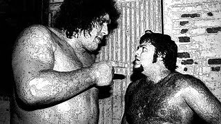 Jerry Lawler talks about working with Andre The Giant