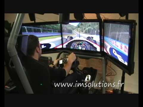 apprendre a dompter une f1 sur verins sur nurburgring wmv youtube. Black Bedroom Furniture Sets. Home Design Ideas