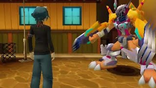 Digimon World Re: Digitize - 21 -WarGreymon ► WarGreymon X-Antibody - Night Canyon 2nd Visit (2/2)