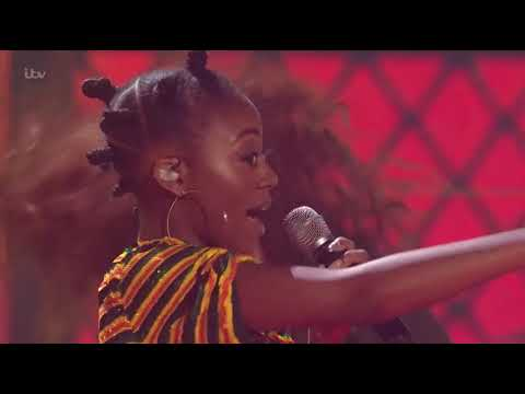 Doo Wop That Thing With FEARLESS Rai-Elle Williams! Live Shows Week 1 | The X Factor UK 2017