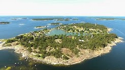 Haapasaari archipelago in the Gulf of Finland