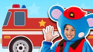 🚨 Fire Engine, Fire Engine | NEW RESCUE PATROL VIDEO | Mother Goose Club Songs for Children Video
