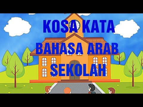 Belajar Bahasa Arab Dasar  Untuk Pemula , Anak Sekolah, PAUD, TK, RA, TPQ, MI, Madrasah Dan Ponpes