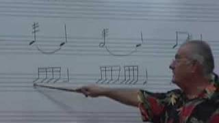 CSC Drum Lesson #4: Roll Notation