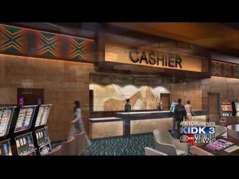 New Fort Hall Casino Breaks Ground Youtube