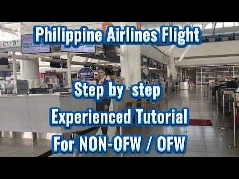 Latest Update | PAL Travel Rules & Requirements Arriving in manila for NON-OFW/OFW
