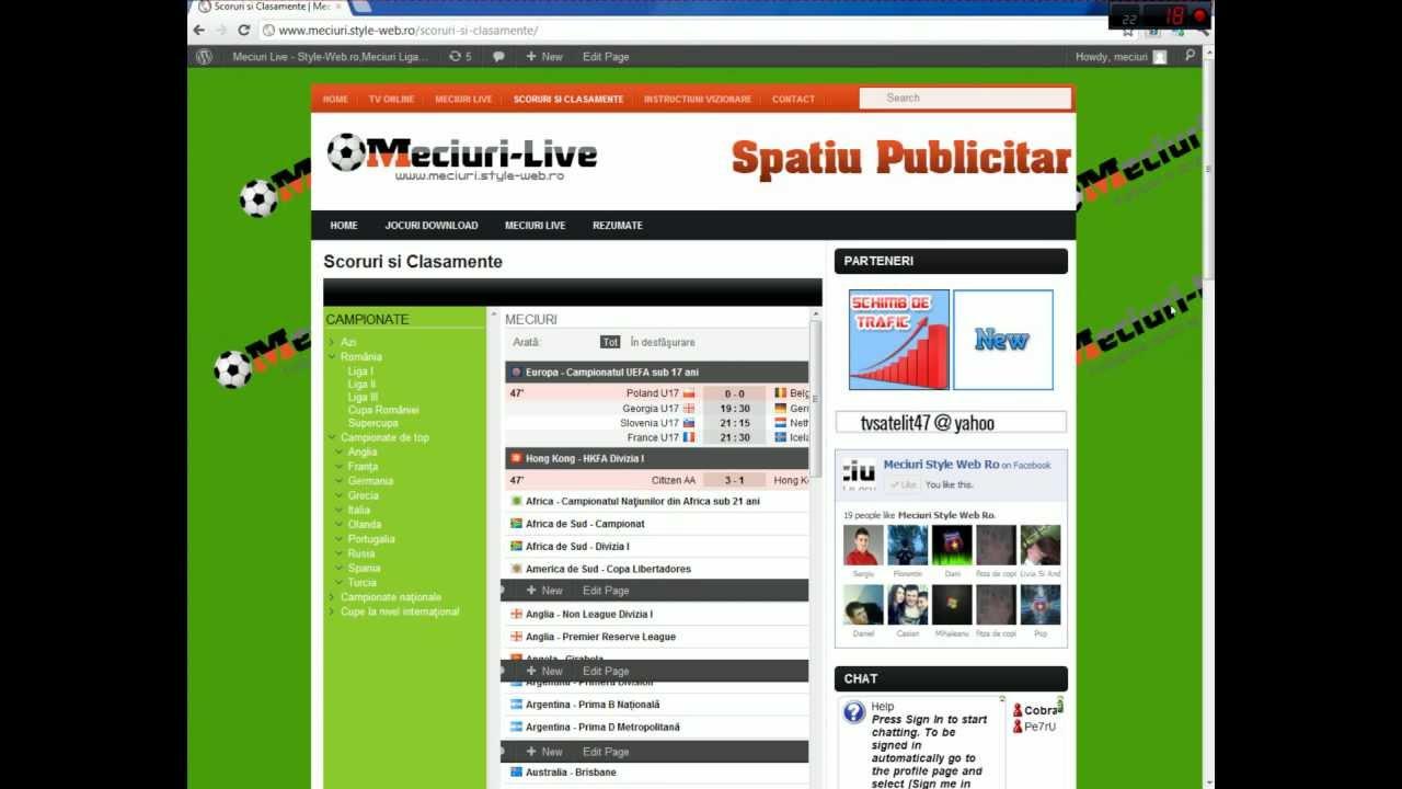 Meciuri Online Pe Net