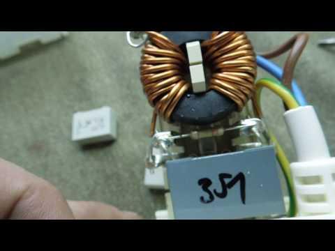 Стиральная машинка бьёт током - исправляем