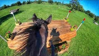 Helmet Cam: Let It Be Lee (2021 American Eventing Championships   Advanced)