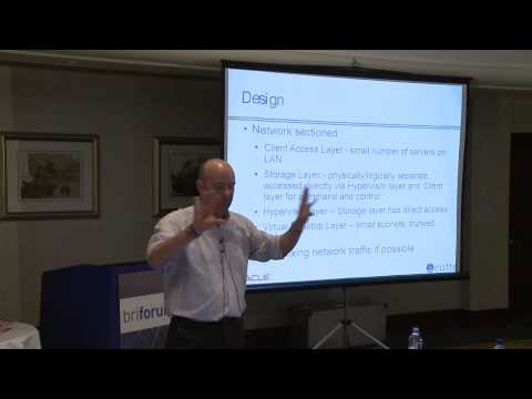 How We Deployed a Multi-Thousand Seat VDI System in UK Local Government - BriForum 2012 London