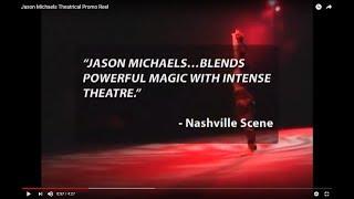 Jason Michaels Theatrical Promo Reel