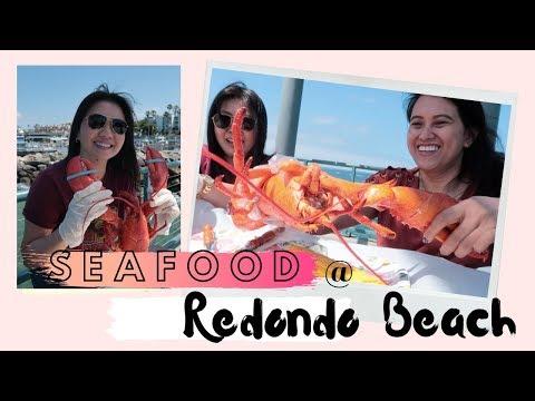 Yummy Seafood At Redondo Beach || Ivy Aquino