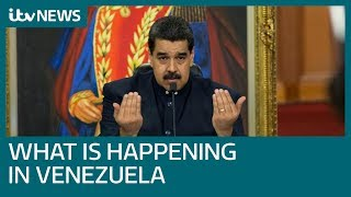 What has gone wrong in Venezuela? | ITV News