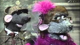 Rodent Sherlock Holmes - Roland Rat - Barbara Windsor