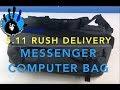 Finger Strong's 511 Rush Messenger, Computer Bag Review