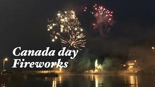 #CANADADAY #celebrations #fireworks #NFLD #pettyharbour-newfoundland and Labrador