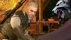 The Witcher 3 gameplay | Quest: Auf der Fährte | (deutsch) 1080p | Part 1