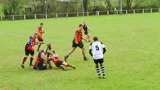RUGBY A XIII  ASPET V S VILLEFRANCHE  7 04 2019     02