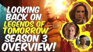 Legends Season 3 Looking Back, Your Questions Answered! OVERVIEW! Lets Talk!