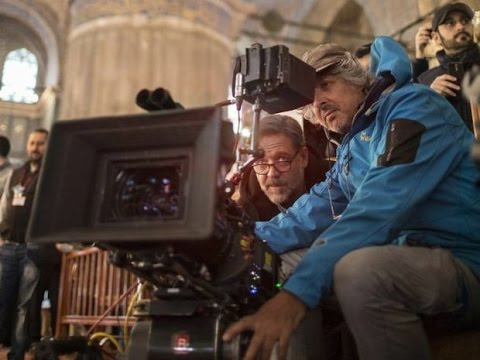 Russell Crowe remembers late cinematographer Andrew Lesnie