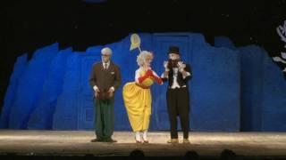 Blue Canary. Финал. Театр Лицедеи(