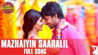 Tamil(தமிழ்): Mazhaiyin Saaralil Full Song   Aaha Kalyanam   Nani, Vaani Kapoor   Swetha Mohan, Guna