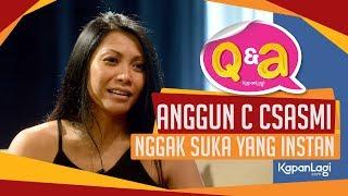 Q&A - Antara Anggun C Sasmi & Anak Zaman Now
