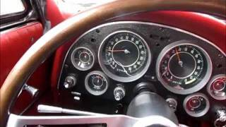 1964 Chevrolet Corvette Sting Ray Test Drive in Sonoma California