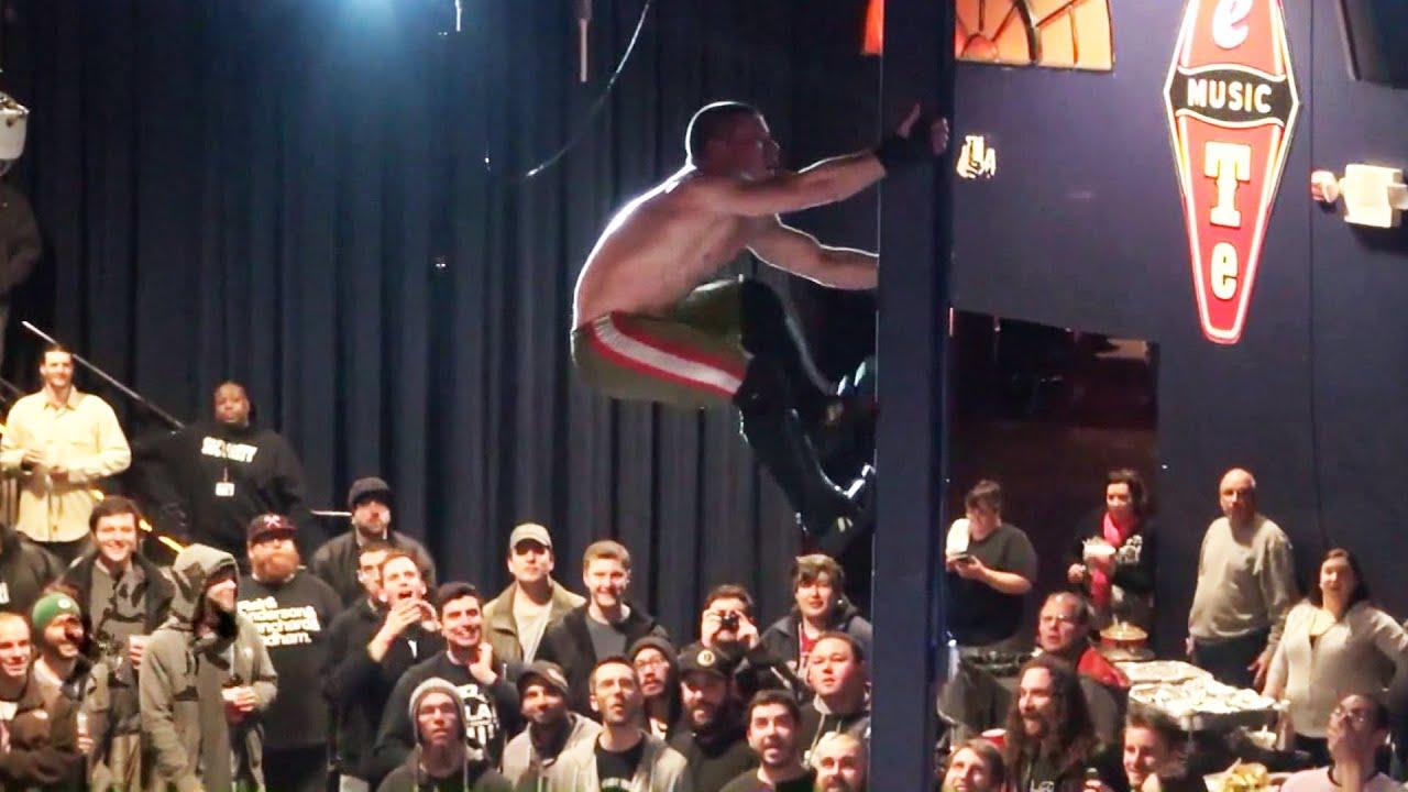 Free Match Buxx Belmar vs Danny Cannon vs Davey Vega