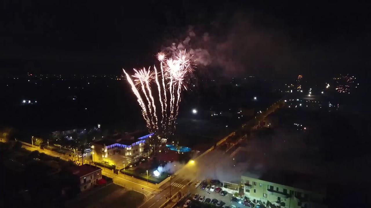 Capodanno 2018 Hotel Olimpico Salerno