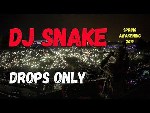 DROPS ONLY L DJ Snake @ Spring Awakening 2019