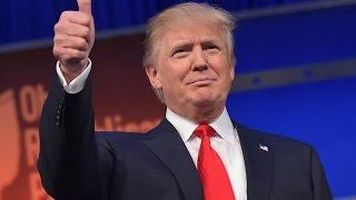 Linguistic Analysis: Donald Trump Talks Like a 4th Grader