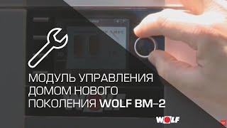 Модуль управления домом нового поколения Wolf BM-2