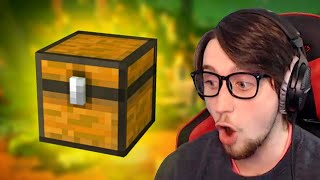 Minecraft Dungeons but I opened 100 Chests in 1 video