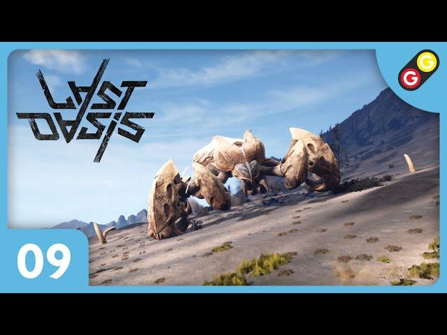 Last Oasis #09 Gadu team VS Okkam ! [FR]