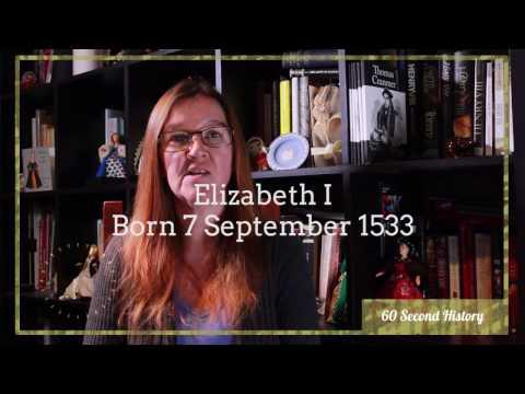 Elizabeth I - 60 second history
