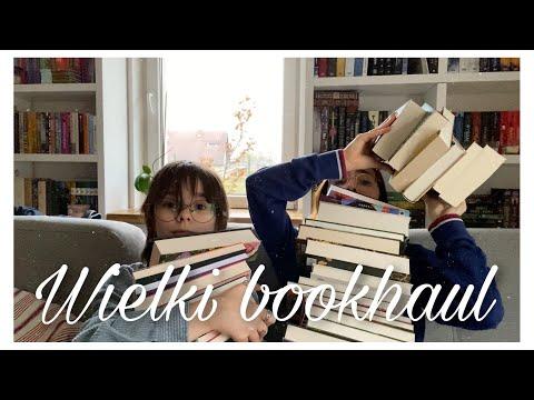 OGROMNY BOOKHAUL 📚 Największy bookhaul w tym roku 📖