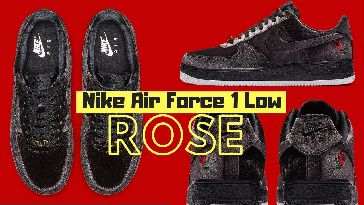 Nike Air Force 1 Low Release Date November 24th 9638f7e555
