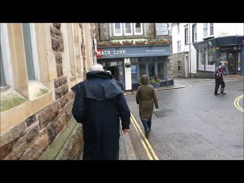 A WINTER VISIT TO ST IVES,  CORNWALL Part1