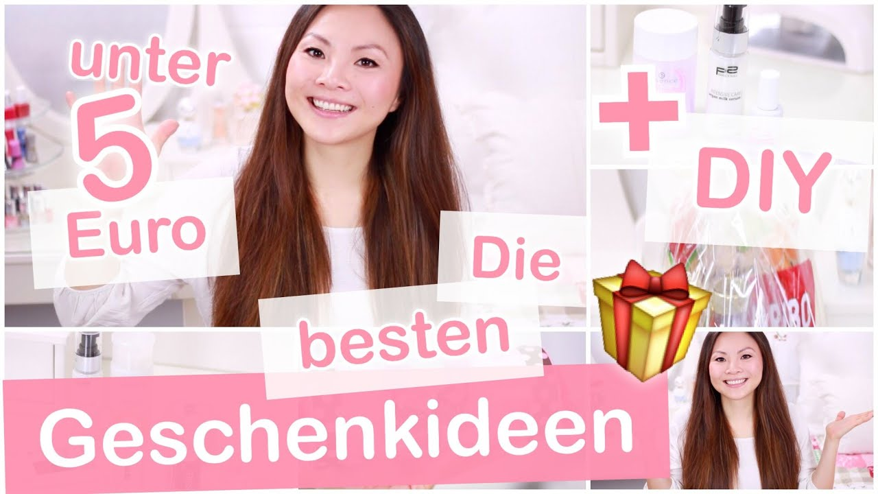 perfekte geschenkideen unter 5 euro geschenke selber machen diy mamiseelen youtube. Black Bedroom Furniture Sets. Home Design Ideas