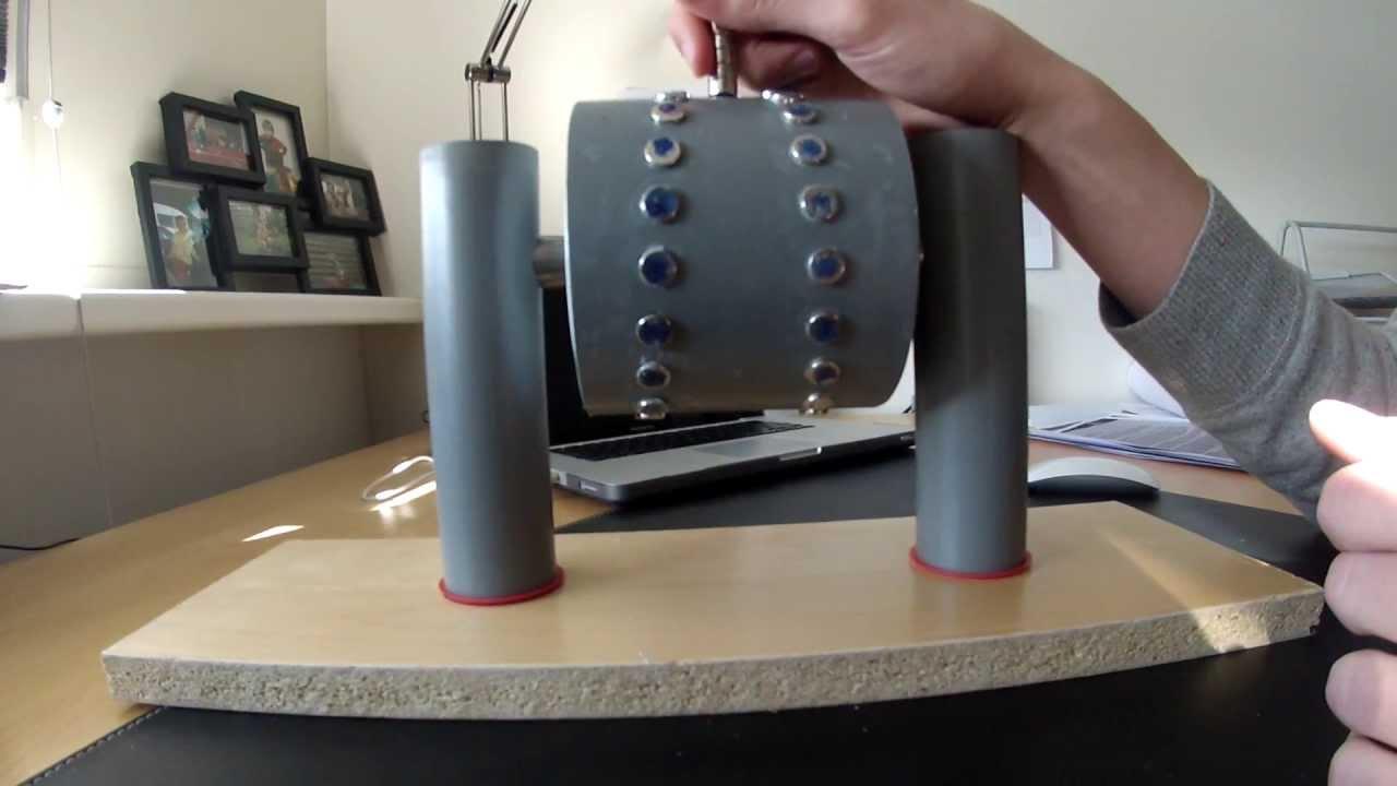School Project Magnet Motor Free Energy Youtube