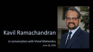 Prof K Ramachandran on Future of Family Business, in conversation with Vimal Mahendru June 26 2020