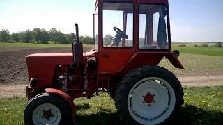 Электроусилитель руля трактора т-25. ЭУР т-25 Ч.2