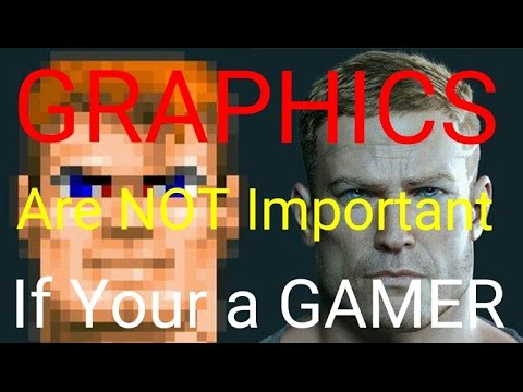 how to make good game graphics