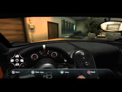 Test Drive Unlimited 2 - Savegame with 9x Bugatti Veyron Super Sport